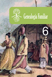 <b>Revista Genealogía Familiar</b>, #6
