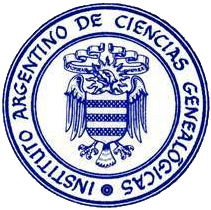 <b>Instituto Argentino de Ciencias Genealógicas</b>, Boletín N°001