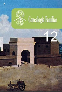 <b>Revista Genealogía Familiar</b>, #12